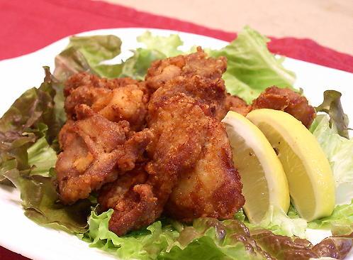 鶏のからあげレシピ