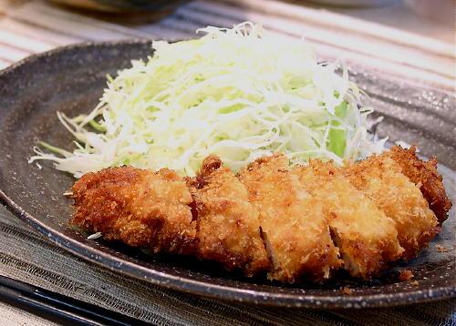 キムチ入り豚カツレシピ