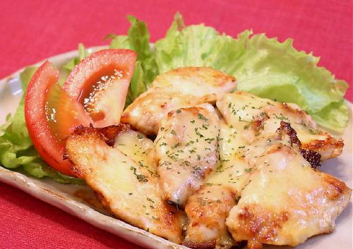 鶏胸肉のチーズ焼きレシピ