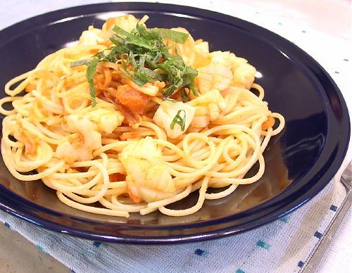 いかキムチスパゲティレシピ