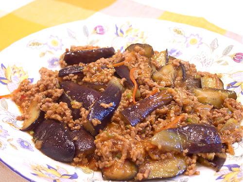 マーボー茄子レシピ