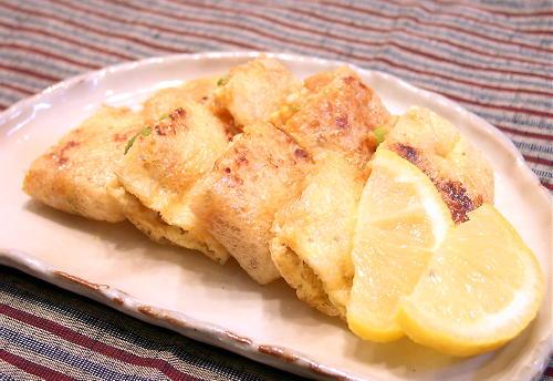 キムチ入りねぎ味噌の包み焼きレシピ