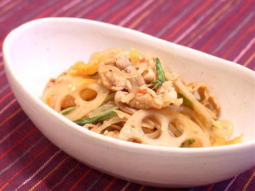 白滝とキムチの煮物レシピ
