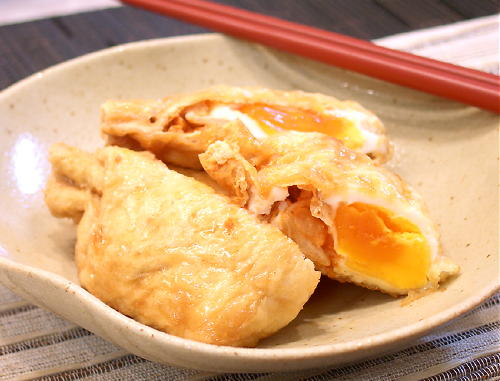 卵とキムチの含め煮レシピ
