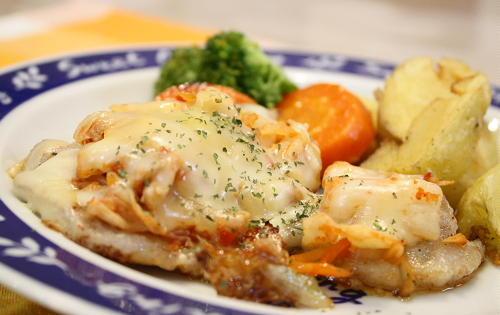豚肉のキムチチーズ焼きレシピ