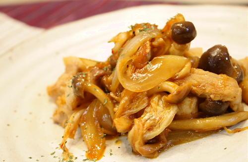 今日のキムチ料理レシピ:豚肉とキムチの生姜炒め