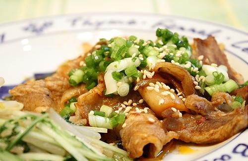 豚キムチレシピ