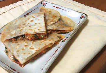 今日のキムチ料理レシピ:お焼き風・キムチーズ餃子