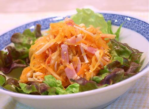 にんじんとキムチのマリネ風サラダレシピ