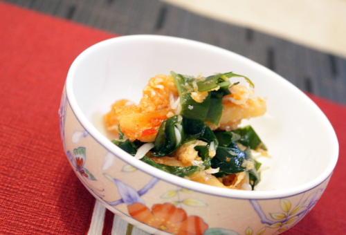 大根キムチのおろし和えレシピ