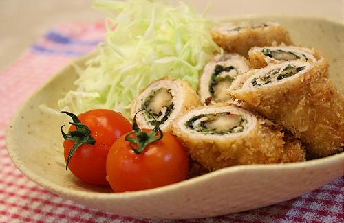 大根キムチの豚カツレシピ