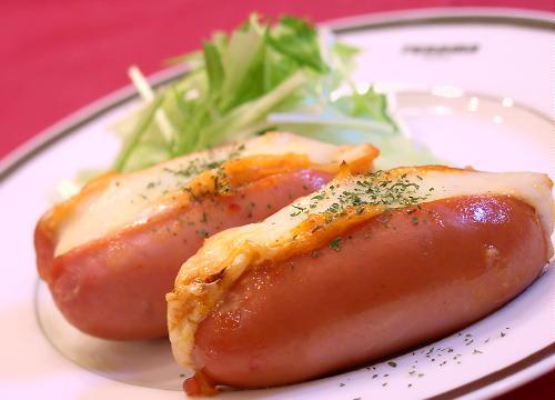 キムチチーズフランクフルトレシピ