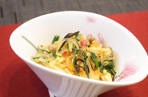 キムチ炒り豆腐レシピ