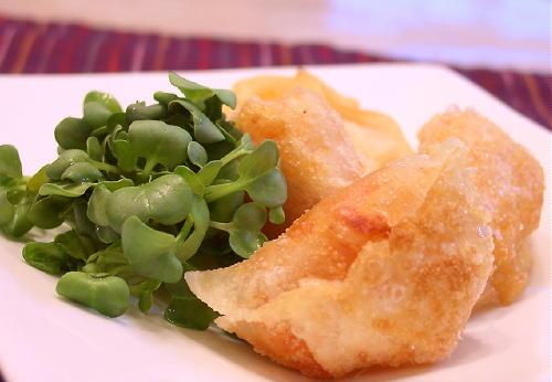 特選カクテキの揚げギョウザレシピ