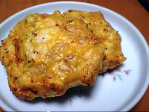 キムチ入チキンナゲットレシピ