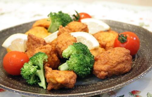 今日のキムチ料理レシピ:キムチナゲット