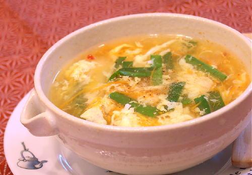 ニンジンキムチスープレシピ