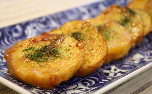 ポテトの甘辛ソテーレシピ
