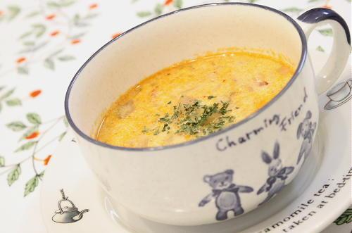 大根キムチ入り玉ねぎスープレシピ