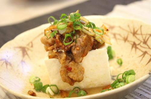 今日のキムチ料理レシピ:豚キムチ奴