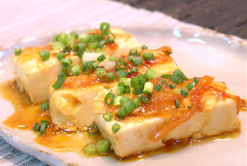 豆腐の甘辛照り焼きレシピ