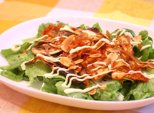 焼きキムチサラダレシピ