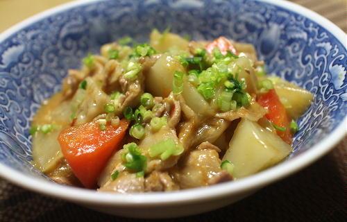 今日のキムチレシピ:豚肉と大根のキムチ味噌煮