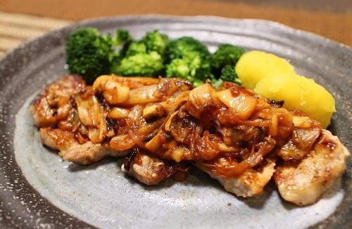 今日のキムチ料理レシピ:豚肉のキムチケチャップソース