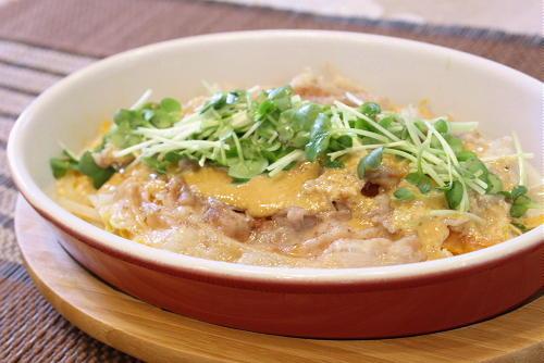 今日のキムチ料理レシピ:豚肉とキムチのレンジ蒸し