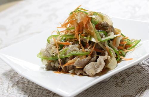 今日のキムチ料理レシピ:豚肉とキムチの南蛮漬け