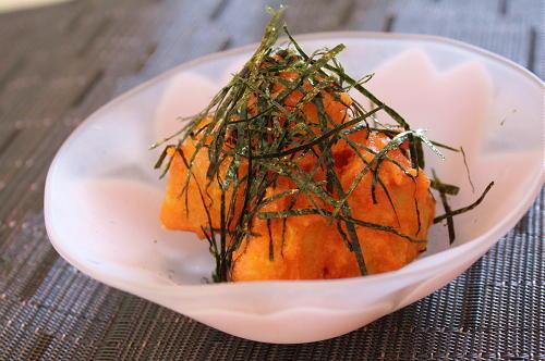 ジャガイモのピリ辛たらこ和えレシピ