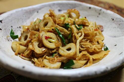 今日のキムチレシピ:切り干し大根とキムチの煮もの