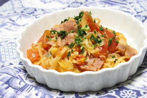 今日のキムチ料理レシピ:切り干し大根とキムチの洋風煮