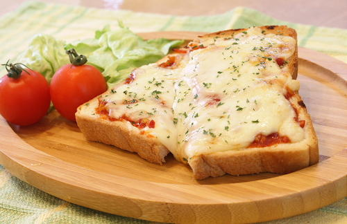 キムチチーズトーストレシピ