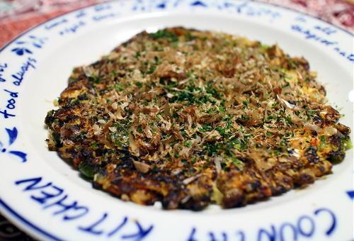 今日のキムチレシピ:納豆キムチお焼き