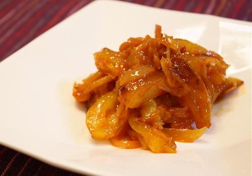 パプリカのキムチマリネレシピ