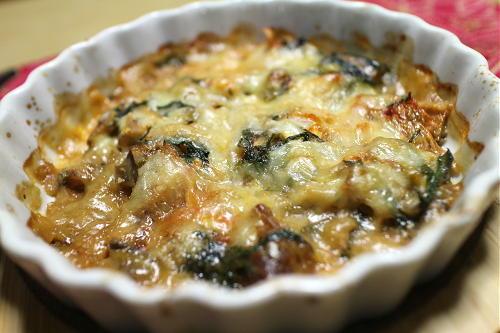 今日のキムチレシピ:サバの味噌煮とキムチのチーズ焼き