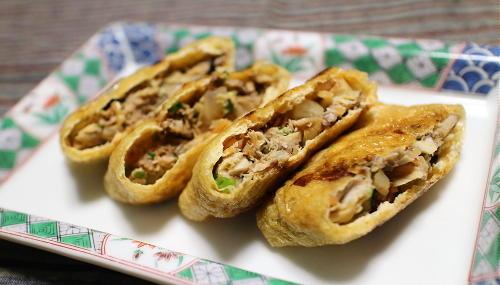 今日のキムチレシピ:サバキムチの包み焼き