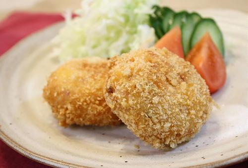 今日のキムチ料理レシピ: シーチキンキムチコロッケ