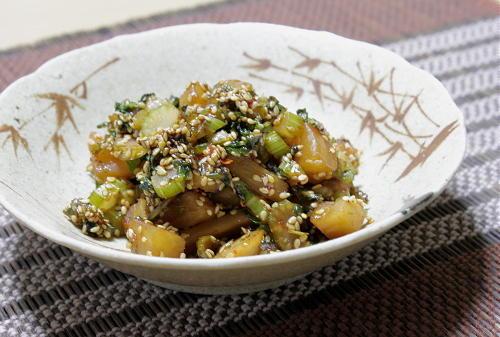セロリと大根キムチの炒め煮レシピ