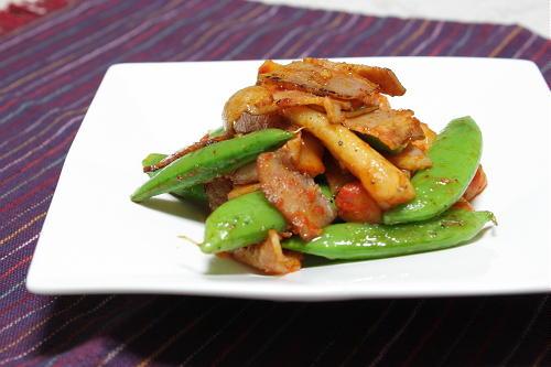 大根キムチの炒め物レシピ