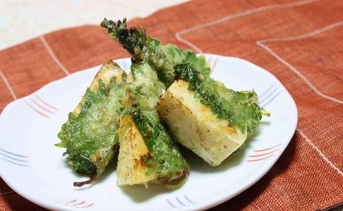 今日のキムチ料理レシピ:たけのこピリ辛揚げ