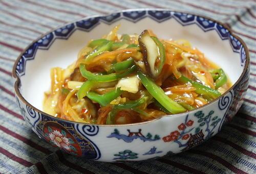 今日のキムチ料理レシピ:キムチあんかけ卵豆腐