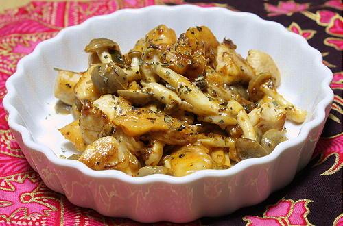 鶏肉と大根キムチのクリーム煮レシピ