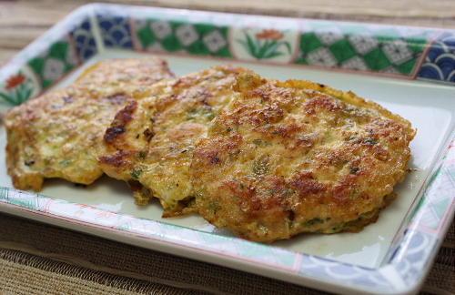 今日のキムチ料理レシピ:鶏肉とキムチの和風ピカタ