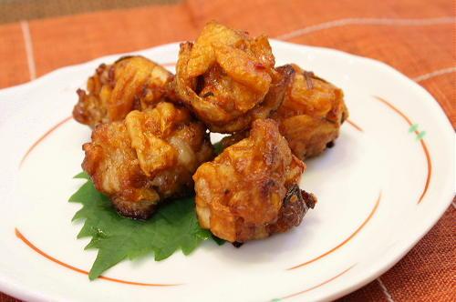 割干しキムチの肉団子レシピ
